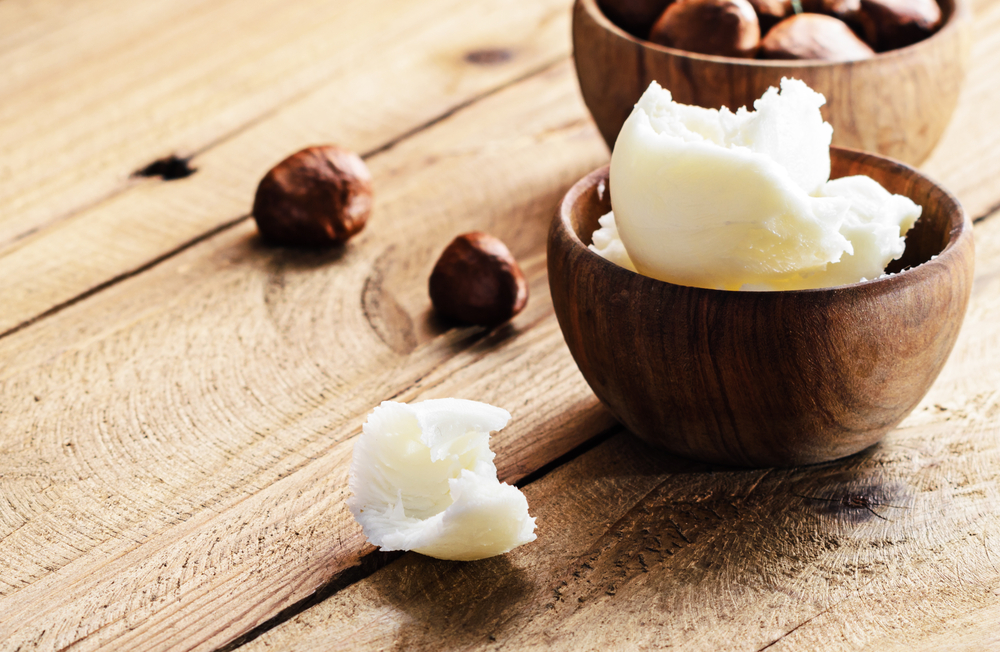 shea butter for acne