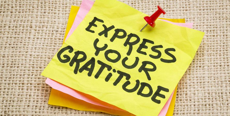 Altruism and Gratitude