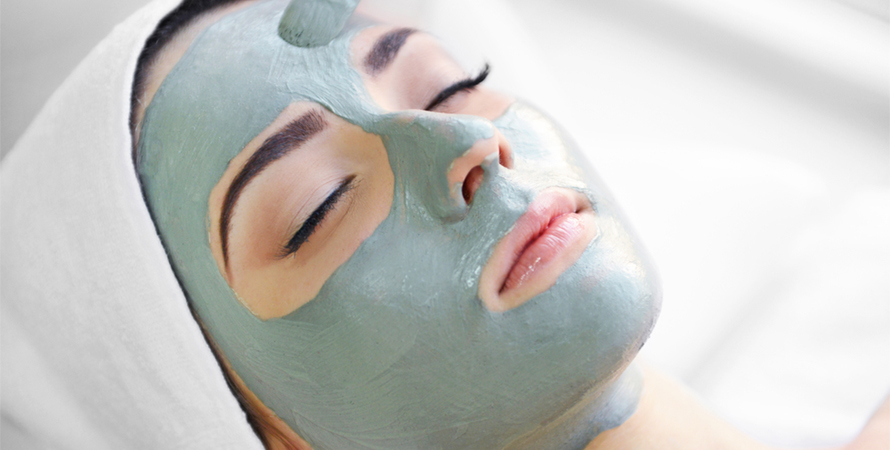 Face mask for oily skin