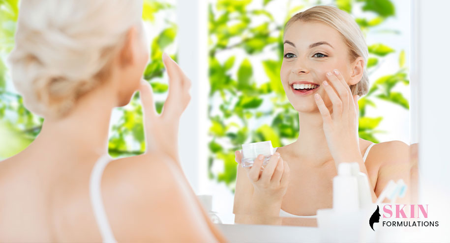 Skincare and beauty for women over 40