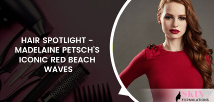Hair Spotlight - Madelaine Petschs Iconic Red Beach Waves