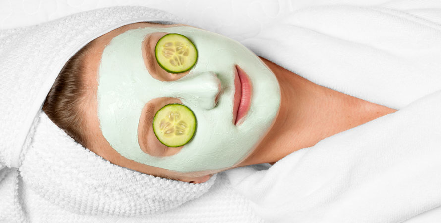 cucumber for skin aging