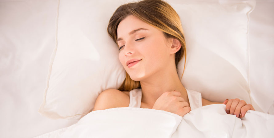 sleeping prevents aging