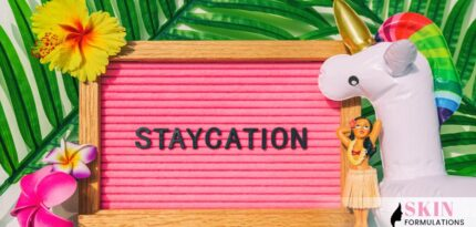 Staycation at home