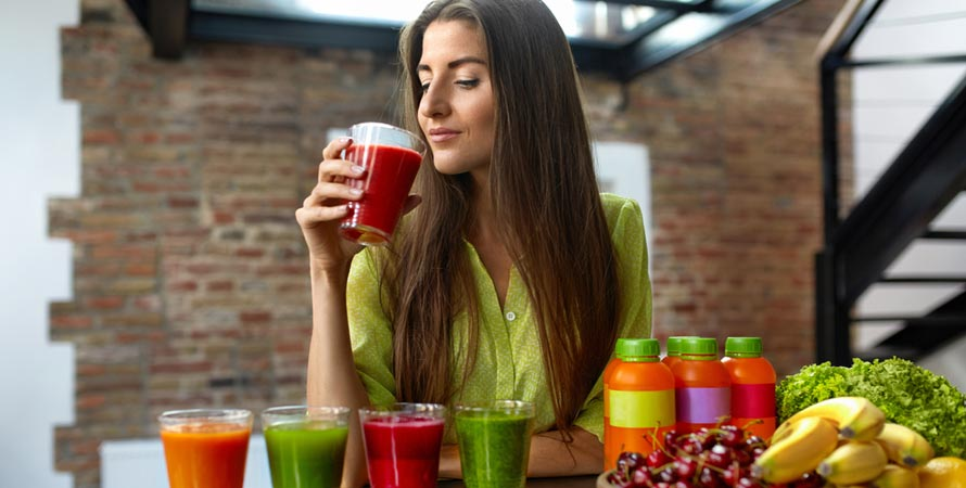 benefits of juice fasts