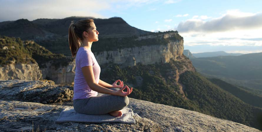 Try Out Meditation