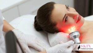 LED Light Therapies for Skin