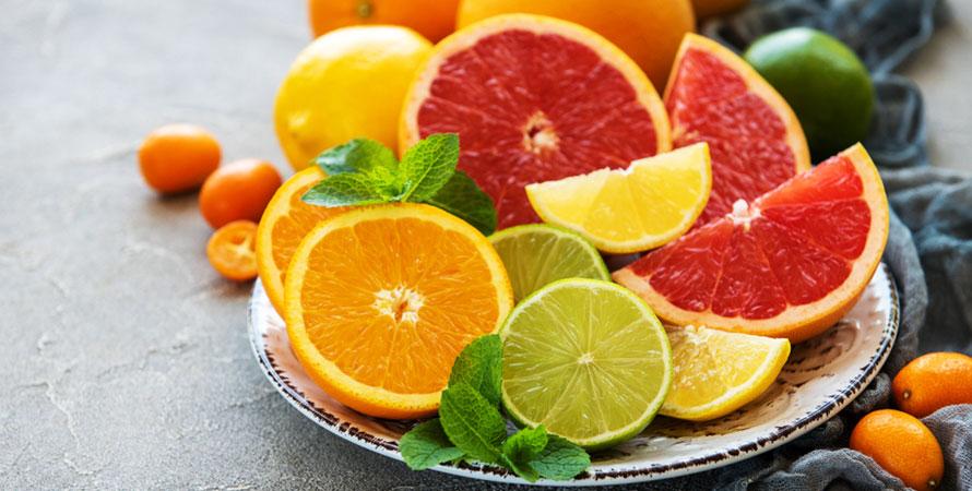 Eat Citrus Fruits
